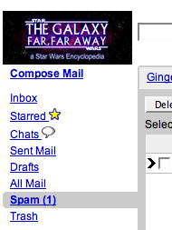 GMail for Your Domain for GalaxyFarAway.com 2