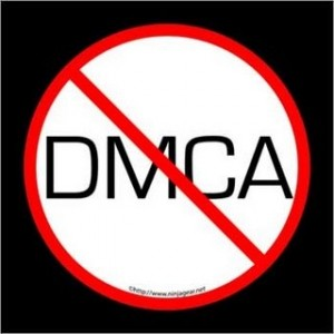"Say ""No"" to DMCA"